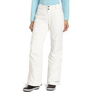 NWT Columbia women's L Bugaboo Omni-heat ski pants